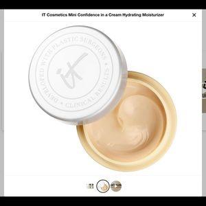 It Cosmetics, Confidence in a Cream Moisturizer